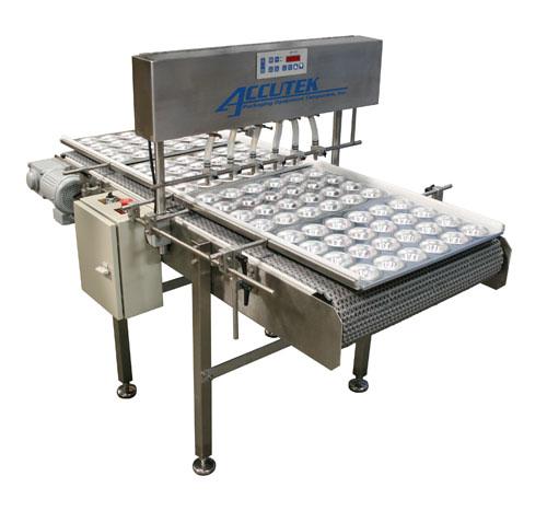 Auto Bakery Tray Depositor