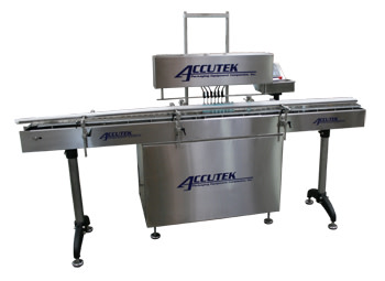 Auto Pinch 25 Timed-flow Volumetric Filling Machines