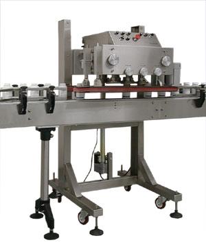 Semi Automatic Spindle Capper