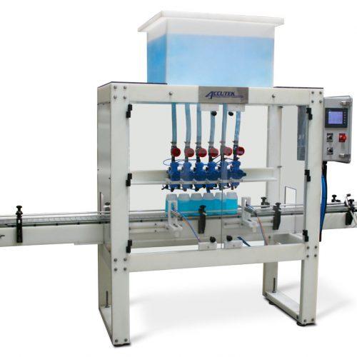 ACF Corrosive filling machines