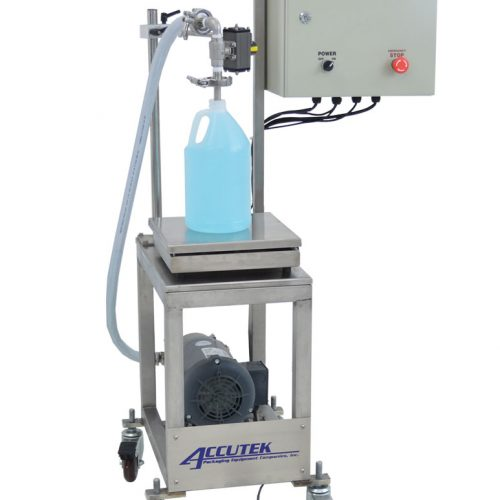 AccuWeight Net Weight Filling Machines
