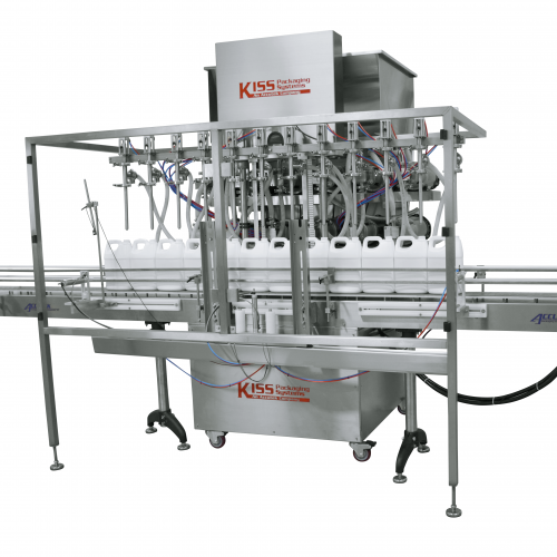 APD Series Pump Filling Machines