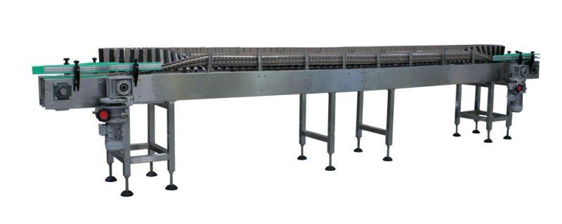 Inversion Sterilizing Conveyor