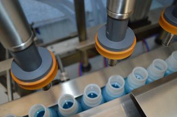 Automatic Pressure Overflow Filling Machine