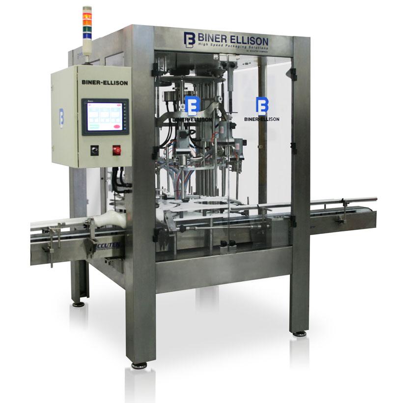 RPD-rotary volumetric filling-machine