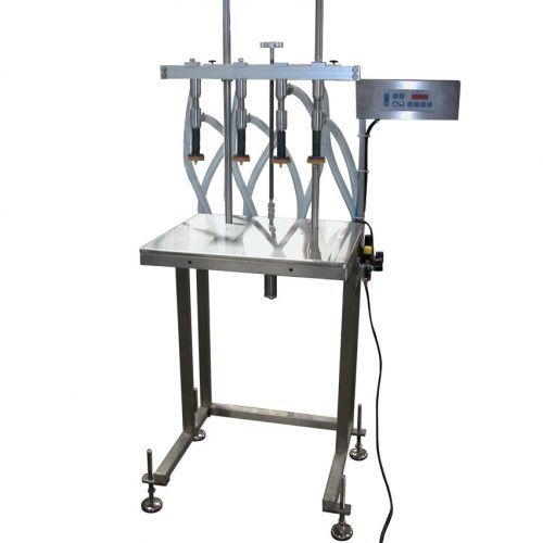 SAPOF Series Level Filling Machines