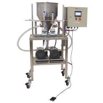 SAPD2 Pump Filling Machines