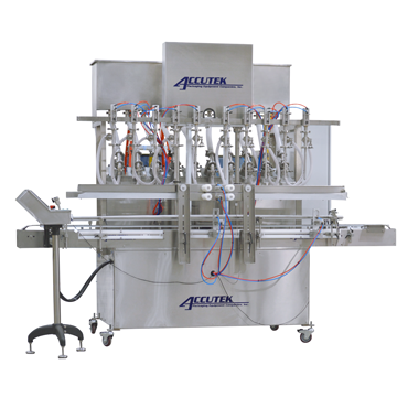 AVF Series Piston Filling Machines